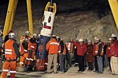Title: The Capsule That Saved the Chilean Miners.Artifact Documentation by SMITHSONIAN MAGAZINE. Author:  Joseph Stromberg. Date: January 2012.Publication venue: Magazine Artifact.Analysis The capsule rescued 33 trapped miner. The miners were 69 days trapped in the copper mine. Permalink:http://www.smithsonianmag.com/arts-culture/the-capsule-that-saved-the-chilean-miners-5620851/.