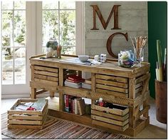 fruit crates furniture 1
