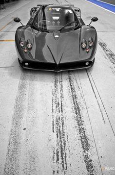 Pagani Zonda F (by Lamborghini Veneno, Pagani Huayra, Hot Rides, Top Gear, Love Car, Motor Car, Exotic Cars, Cars Motorcycles, Cool Cars