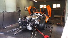 Watch this 10.2-litre, twin-turbo Saleen make 2,200hp on a dyno… Video at the link  http://www.TOPGEAR.com/uk/car-news/modified-saleen-hits-2200hp-on-the-dyno-2013-09-11