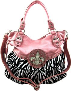 I know it's a bit much with the zebra ruffles but I love it...yep, my style for sure!