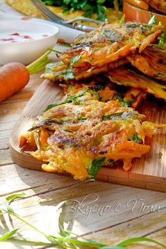 Морковени тиганици Queens Food, Healthy Dinner Recipes, Turkey, Tasty, Meat, Cooking, Serbian, Bulgarian, Kitchen