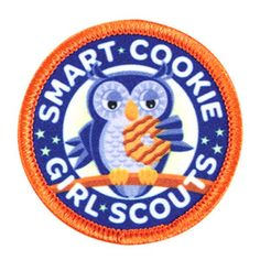 Wish I could have stayed a girl scout... I wish the couple weeks I was in we'd done more than have snacktime in a nursery and play on a swing set. Where was the planned camping?