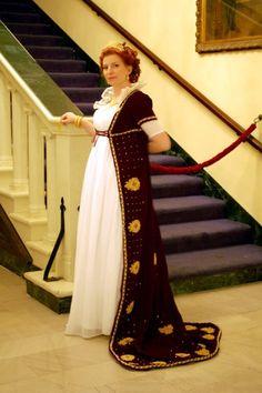Jane Austen Evening event annual affair in Pasadena, Ca.