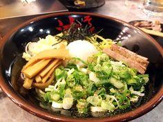 【台湾のラーメンを食べつくす男・麺王】東京油組総本店の油そば醤油味 / 批評「台湾の人たちに絶対受け入れられる」
