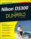 Nikon D5300 For Dummies Cheat Sheet