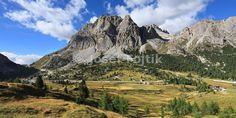 Monte Lagazuoi and Passo Falzarego, Dolomites, North Italy
