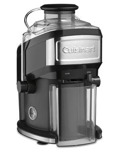 Cuisinart Juice Extractor - Compact Item People are not only eating healthier, they're drinking healthier, too! Let Cuisinart® help your family do it without sacrificing counter space thanks to our BPA-free Compact Juice Extractor. Best Juicer, Citrus Juicer, Healthy Drinks, Healthy Eating, Juice Maker, Black Dishwasher, Centrifugal Juicer, Portable Blender, Juice Extractor