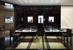 Chanel Store  #petermarinointeriorarchitecture Pinned by www.modlar.com