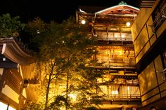 [Kanaguya / Shibu onsen hot spring] - 渋温泉・金具屋 - Nagano, Japan