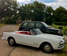 'Cast Iron 2 Liter' AR-04-77   1959 ALFA ROMEO 2000 TOURING SPIDER by iBSSR who loves comments on his images, via Flickr