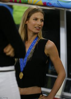 As the Germany players celebrated their World Cup victory, their WAGs could not resist joining the on-field party at the Maracana. World Cup Winners, World Cup 2014, Fifa World Cup, Football Wags, Germany Players, Footballers Wives, World Cup Champions, World Cup Final, Soccer World