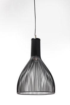 Kare design :: Lampa sufitowa Filo Black | OŚWIETLENIE \ sufitowe | Kare design Warszawa