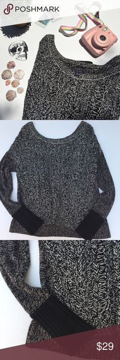american eagle off the shoulder sweater off the shoulder sweater size L. excellent used condition. 🌸 I am professional ballerina making some extra income. I am open to offers/negotiations on prices, just keep in mind poshmark does take 20%. if you want to go lower I may suggest buying over Ebay. I am not responsible for wrong fit/not reading the descriptions. ask questions! ❤ thank you for shopping! 🌸 American Eagle Outfitters Sweaters