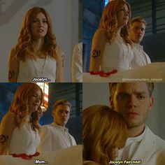 This was so freaking sad and Jace was so freaking adorable to stand beside Clary like that. Clary Fray, Clary Y Jace, Mortal Instruments Books, Shadowhunters The Mortal Instruments, Shadowhunter Academy, Cassie Clare, Dominic Sherwood, Shadowhunters Tv Show, Cassandra Clare Books