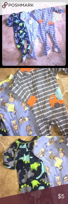 Lot of 3 Child of Mine sleepers 12m All in good condition. Smoke free home Child of Mine One Pieces Footies