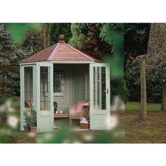 Summerhouse http://gazebokings.com/garden-gazebo-summerhouses-for-sale/