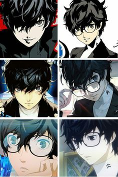 Persona 5 || Akira Kusuru, / #anime