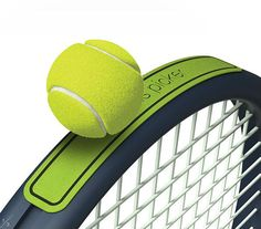 Every time you pick up a tennis ball to bend over the waist.However, if you have tennis ball picker, it is easy. Tennis picker is sticker that is attached with Velcro.Put this sticker on a tennis racket, and press down and lift a ball, the ball will be … Tennis Party, Tennis Bag, Tennis Gifts, Tennis Clubs, Sport Tennis, Tennis Clothes, Play Tennis, Tennis Players, Tennis Shop
