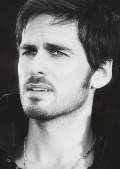 Captain Hook. thank you OUAT that they didn't make him look like the disney version