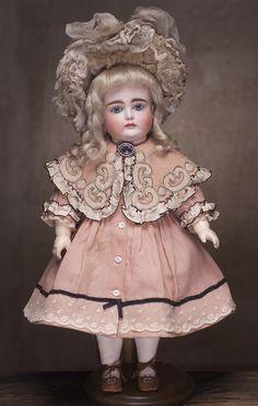 Кукла Кестнер с закрытым ртом - 1880-е годы, 41 см