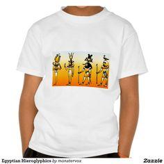 Egyptian Hieroglyphics T-shirts #Egyptian #Egypt #Hieroglyphics #Shirt #Tshirt #Tee