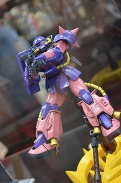 GUNDAM GUY: Gunpla Builders World Cup (GBWC) 2015 @ New York Comic Con (NYCC) 2015 - Entry Image Gallery [Part 1]