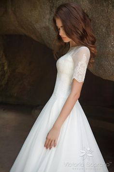 Wedding Dresses Ball Gown, Charming Tulle & Chiffon Bateau Neckline A-line Wedding Dresses with Lace Appliques DressilyMe Lace Wedding Dress, Bridal Party Dresses, Long Sleeve Wedding, Modest Wedding Dresses, Cheap Wedding Dress, Designer Wedding Dresses, Bridal Gowns, Ball Dresses, Ball Gowns