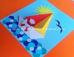 Φωτογραφίες στον τοίχο της ομάδας   VK Paper Flowers For Kids, Paper Crafts For Kids, Cardboard Crafts, 3d Paper Crafts, Diy Paper, Diy For Kids, Summer Crafts, Fall Crafts, Bible School Crafts