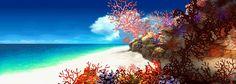 Opassa beach -Chrono Cross