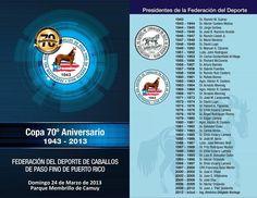Copa 70mo Aniversario Federación del Deporte de Caballos de Paso Fino de Puerto Rico | sondeaquiprnet