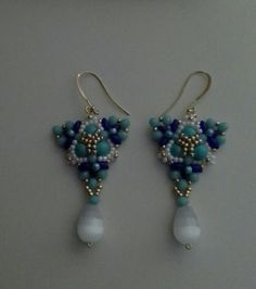 Pitagora earrings