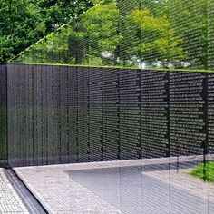 Vietnam Veterans Memorial, Washington, D.C.: Architectural Digest