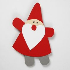 Billedresultat for engle skabeloner Hobbies And Crafts, Diy And Crafts, Kids Crafts, Noel Christmas, Christmas Gingerbread, Christmas Ornaments, Preschool Christmas Crafts, Childrens Christmas, Christmas Inspiration