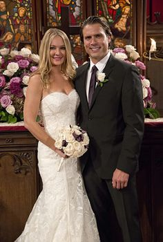 2014 young and the restless pictures | nick sharon wedding 2014 young and the restless