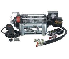 Mile Marker Hydraulic Winch