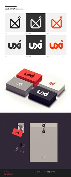 Fun and serious branding, very nice and catchy - character-like logo