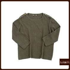 Sweater militar Cód. 42176 / Precio $29,990