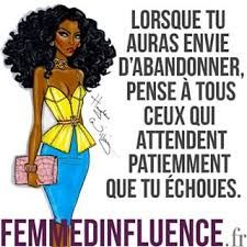 "Résultat de recherche d'images pour ""femme d'influence"" Positive Mind, Positive Attitude, Positive Quotes, Motivational Quotes, Inspirational Quotes, French Words, French Quotes, Quotes About God, Quotes To Live By"