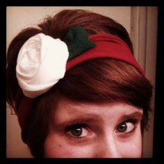 DIY headband:)
