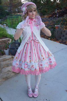 Pin Lolita Cute Sweet Angelic Pretty Cake on Pinterest