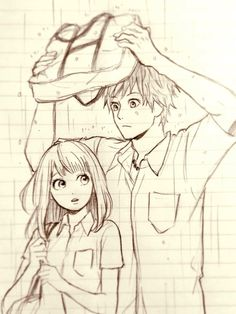Orange | Naho and Kakeru