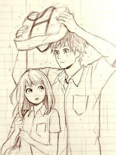 Orange #Sketch                                                       …