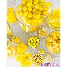 Yellow Candy Bar