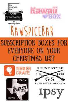 Subscription Boxes F