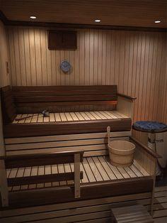 Sauna From Window Photo by Saunas, Window, Home Decor, Blue Prints, Decoration Home, Room Decor, Windows, Steam Room, Home Interior Design
