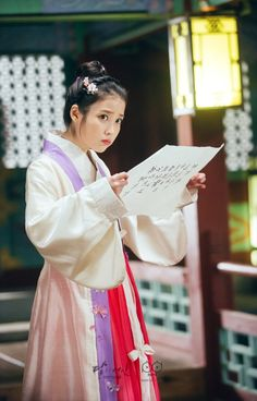 Go Ha-jin (Lee ji-eun) Iu Moon Lovers, Moon Lovers Drama, Korean Actresses, Korean Actors, Scarlet Heart Ryeo, Moorim School, W Two Worlds, Korean Drama Movies, Kim Jisoo