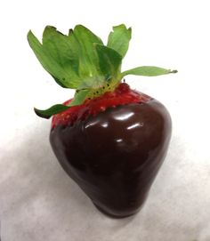 Chocolate covered strawberry! #HudsonValley #take out #catering #desserts