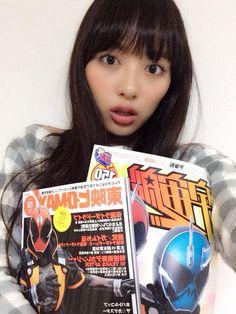 ゴースト表紙の「宇宙船」と「東映ヒーローMAX」をGET  ドライブのインタビュー、そして来週から始まるゴースト情報を是非チェックしてください!