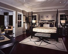 master bedroom love this on tony!!!